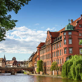 Strasbourg - 2 - Alsace - France by Paul MAURICE