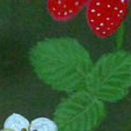 Anna Folkartanna Maciejewska-Dyba - Strawberries