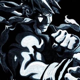 Street Fighter Ryu by Ivan Florentino Ramirez