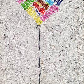 Street Graffiti - Martin Newman