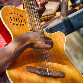 Street Guitar by C H Apperson