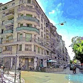 Charles Papaccio - Street In Switzerland
