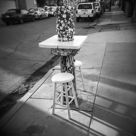 Street Life by Sabine Konhaeuser