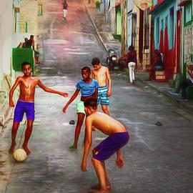 Claude LeTien - Street Soccer