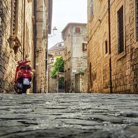 Streets Of Italy by Alessandro Della Pietra