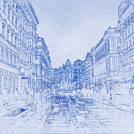 Kaleidoscopik Photography - Streets of Vienna