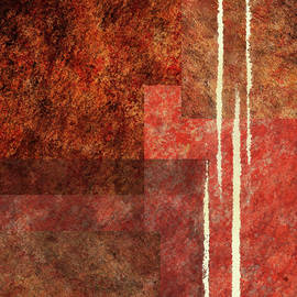 Striking Abstract I by Irina Sztukowski