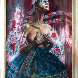 Stripped culture by Violetta Tar