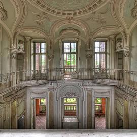 Stucco Villa - Villa Degli Stucchi I by Enrico Pelos