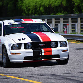 Mike Martin - Student Driver in American Muscle