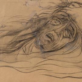 Umberto Boccioni - Study for The Dream - Paolo and Francesca