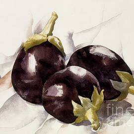 Study of 3 Eggplants after Charles Demuth