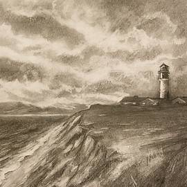 Vlad Duchev - Study of Light House