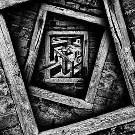 Subconscious indecision by Adam Guiel