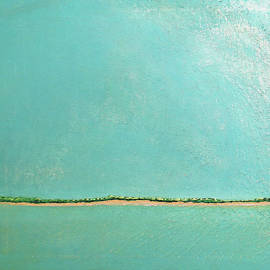 Subtle Atmosphere - Triptych 1 Of 3 by Jaison Cianelli