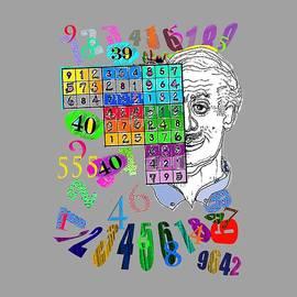 James Lewis Hamilton - Sudoku Master #2