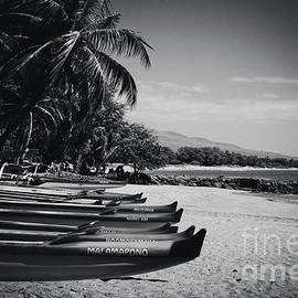 Sharon Mau - Sugar Beach Hawaiian Outrigger Canoes Kihei Maui Hawaii