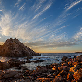 Robert Caddy - Sugarloaf Rock