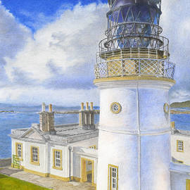 John Birnie - Sumburgh Head Lighthouse