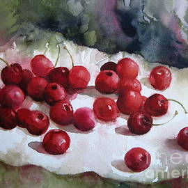 Elena Oleniuc - Summer cherries 2