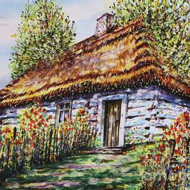 Summer Cottage by Dariusz Orszulik