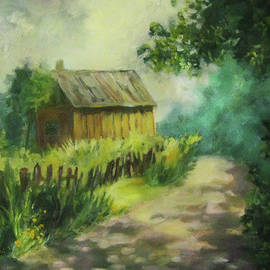 Summer in the Country by Anna Kulisz