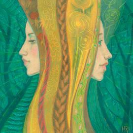 Summer by Julia Khoroshikh