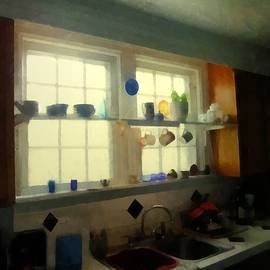 Summer Light in the Kitchen by RC DeWinter