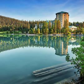 Yves Gagnon - Summer Morning Lake Louise