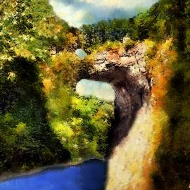 RC deWinter - Summer Morning, Natural Bridge