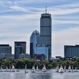 Tricia Marchlik - Summer Sailing On The Charles