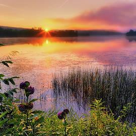 Summer Sunrise by Bill Wakeley