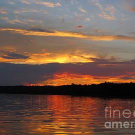 Charles Green - Summer Sunset