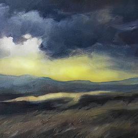 Summer wind by Anna Kulisz