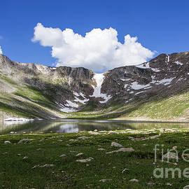 Steven Parker - Summit Lake
