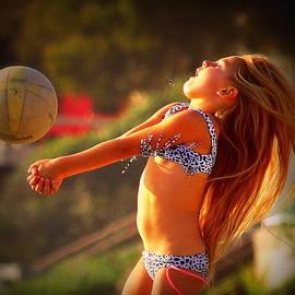 Kip Krause - Sun Beach Girl