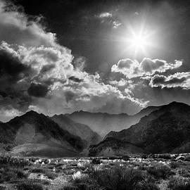 Grant Sorenson - Sun Over the Sierra Nevada