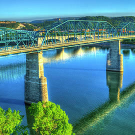 Reid Callaway - Sun Up Reflections Chattanooga Tennessee