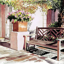 David Lloyd Glover -  Sunbench Hotel Bel-air