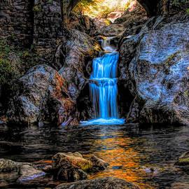 Dan Sproul - Sunburst Falls