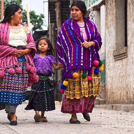 Sunday morning in San Marco, Guatemala by Tatiana Travelways