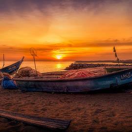 Kumar  Annamalai - Sundown At The Beach