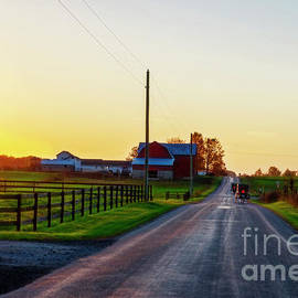David Arment - Sundown in Amishville