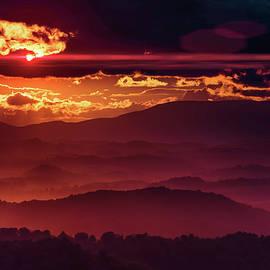Celestial Furnace by Jim Love