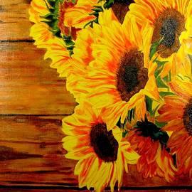 Laura Gabel - Sunflower 1