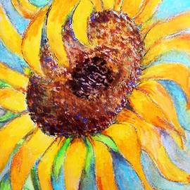 Sunflower Beauty by Sandra McClure
