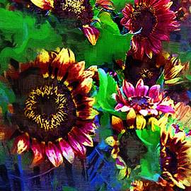 Sunflower Carnival by RC DeWinter