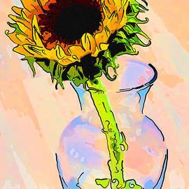 Margaux Dreamaginations - Sunflower Color