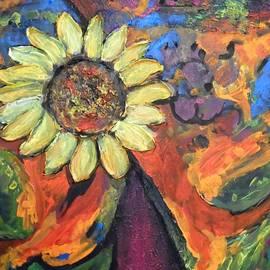 Sunflower Dance by Esther Newman-Cohen