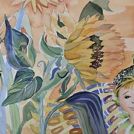 Mindy Newman - Sunflower Fairy
